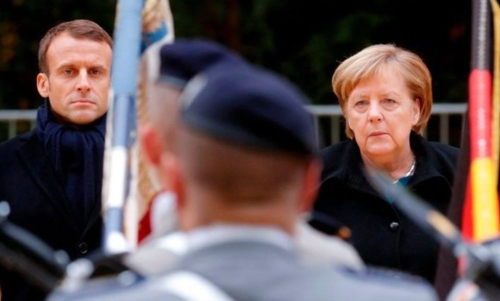 Macron's 'Euro-army' is an idea whose time has come