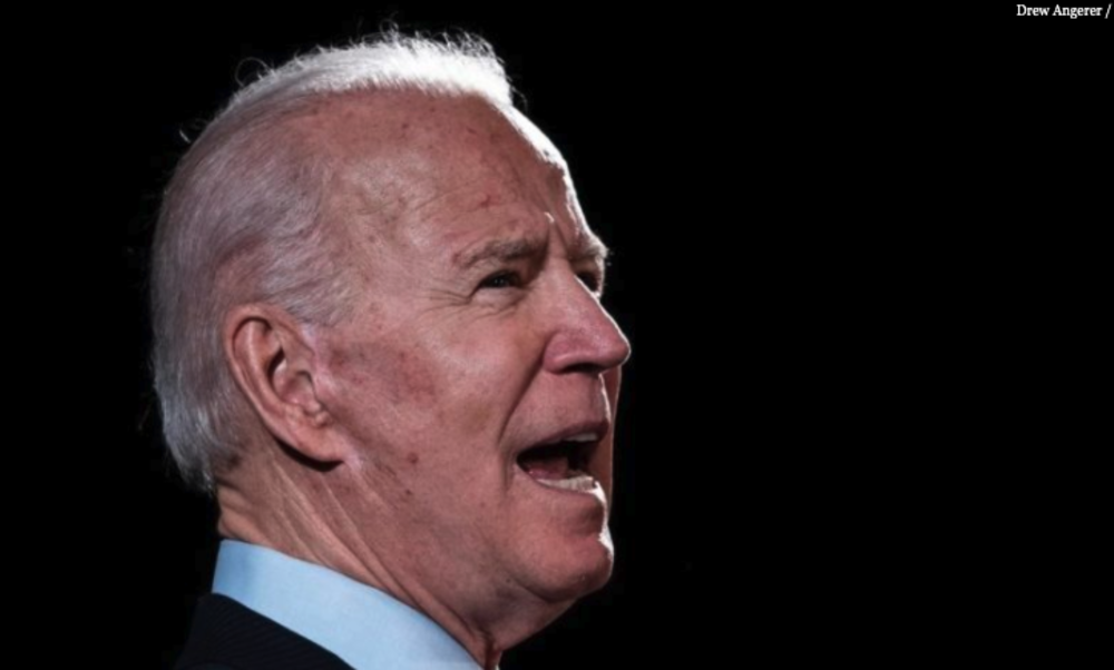 The Only Thing Biden Will Make Great Again Is China