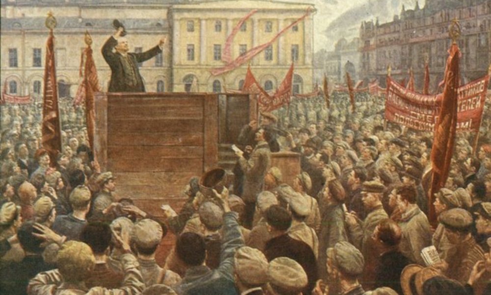 From Russian Bolsheviks to American Socialists