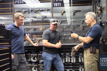 London Center for Policy Research and Sig Sauer Collaborate on New Firearms Safety Video