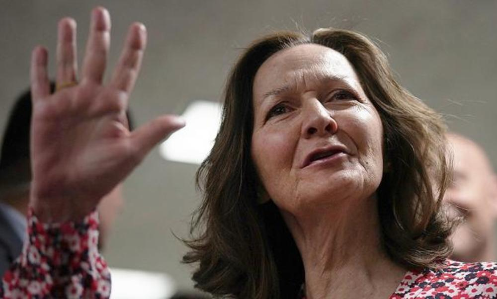 Gina Haspel is the real deal