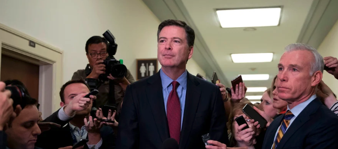 Mueller's Testimony Is Over; Now It's Time For James Comey To Answer Some Questions