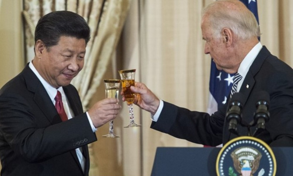 Communist China Is Preparing To Eat Joe Biden's Lunch