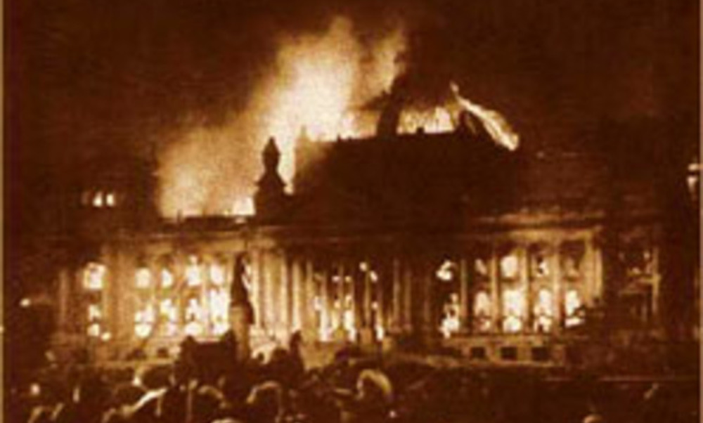 Der Reichstag Brennt Nicht